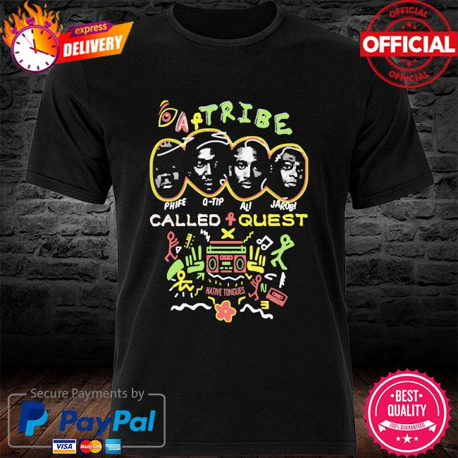 A tribe called quest native tongues shirt
