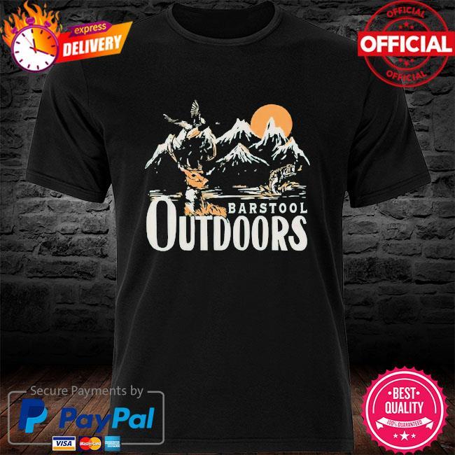 Barstool outdoors shirt