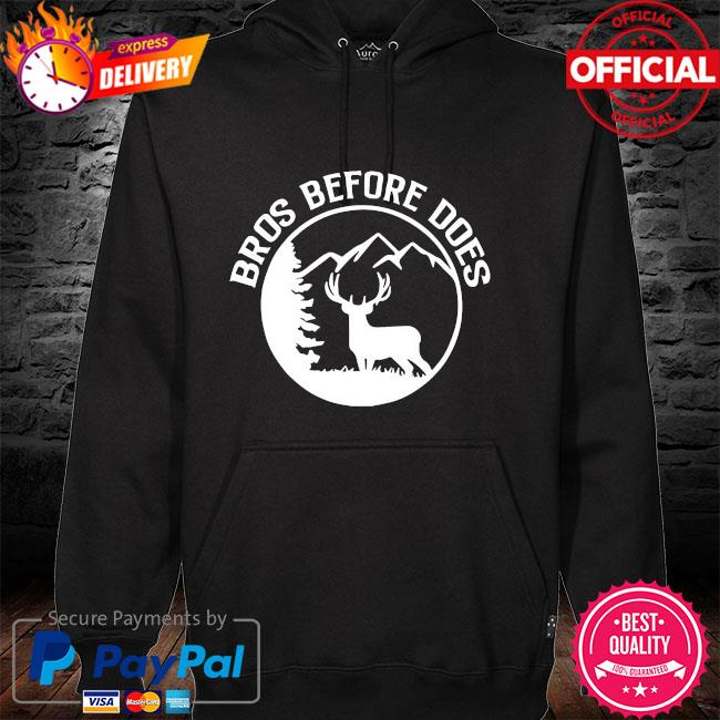 Bros before does bachelor party hoodie