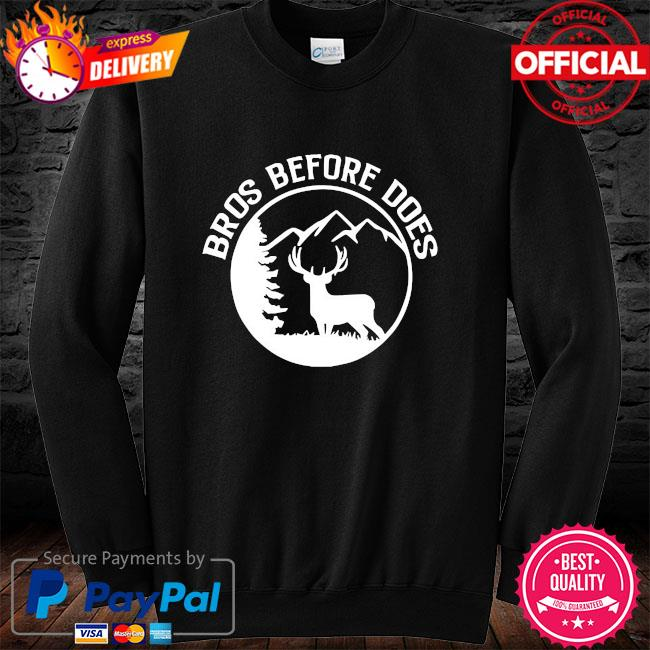Bros before does bachelor party long sleeve