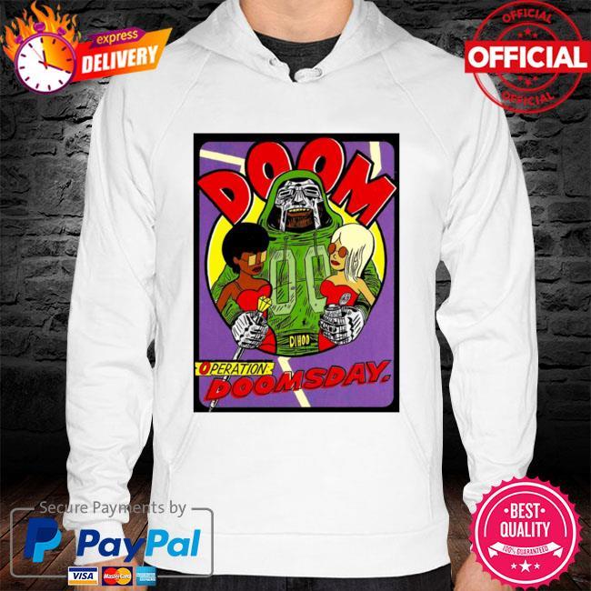 Doom operation doomsday hoodie