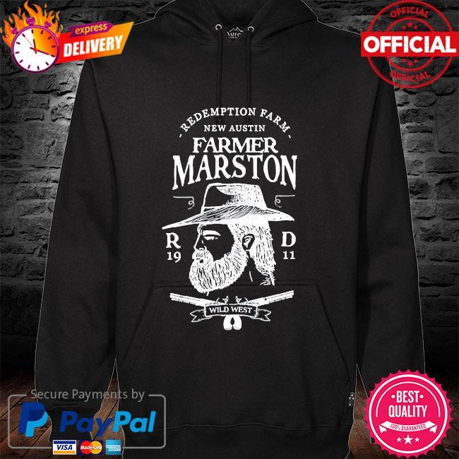 Farmer marston redemption farm new austin 1911 hoodie