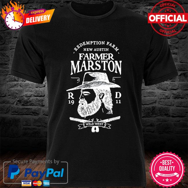 Farmer marston redemption farm new austin 1911 shirt