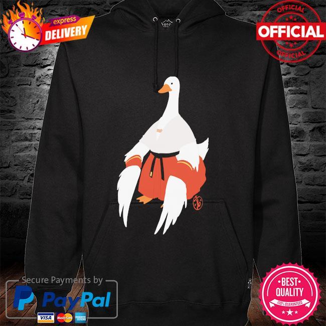 Geese howard kof hoodie