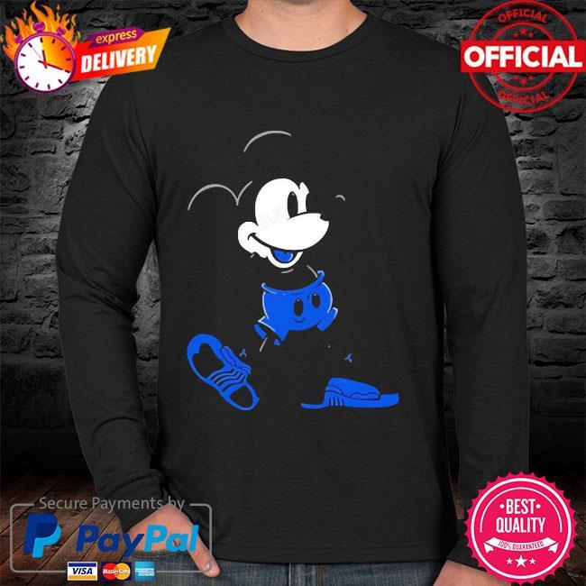 Mickey mouse Jordan 12 game royal matching sweater