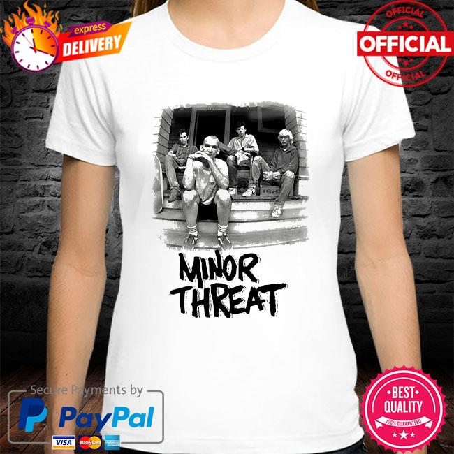 Minor threat 80s salad days shirt