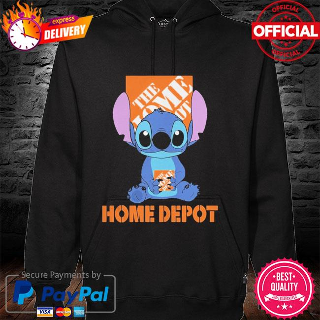 Official Baby stitch hug Home Depot 2021 hoodie