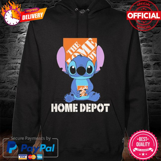 Official Baby stitch hug The Home Depot 2021 hoodie