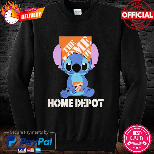 Official Baby stitch hug The Home Depot 2021 long sleeve