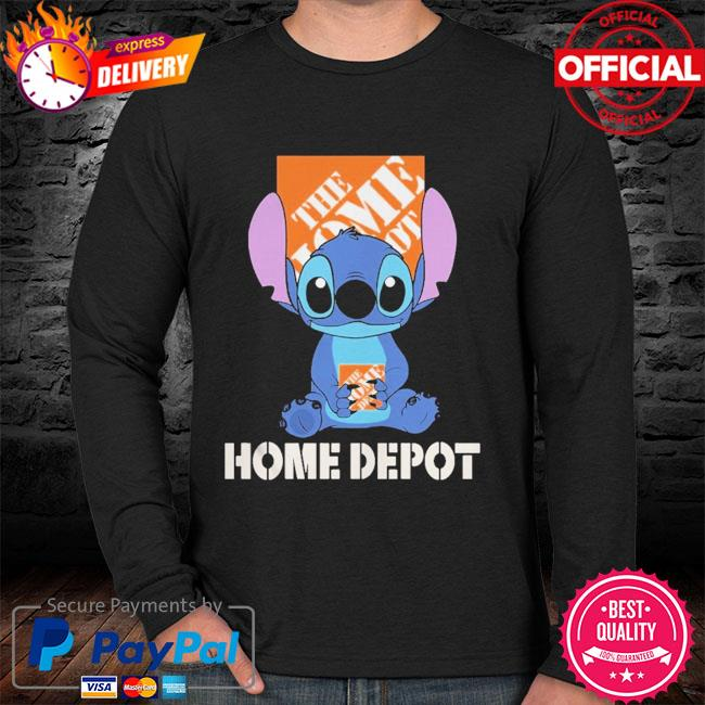 Official Baby stitch hug The Home Depot 2021 sweater