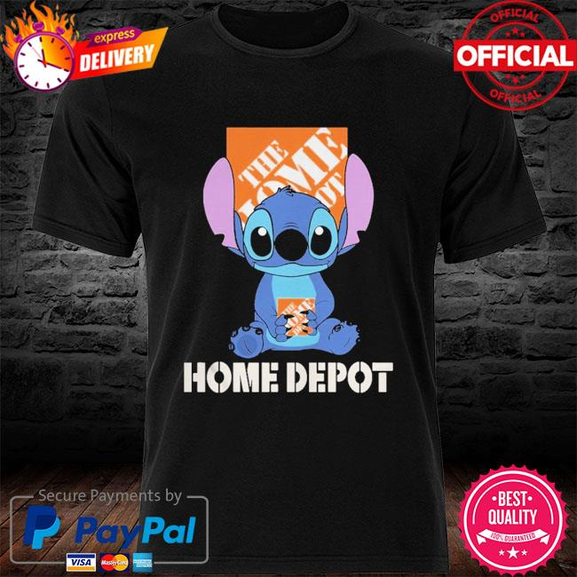 Official Baby stitch hug The Home Depot 2021 shirt