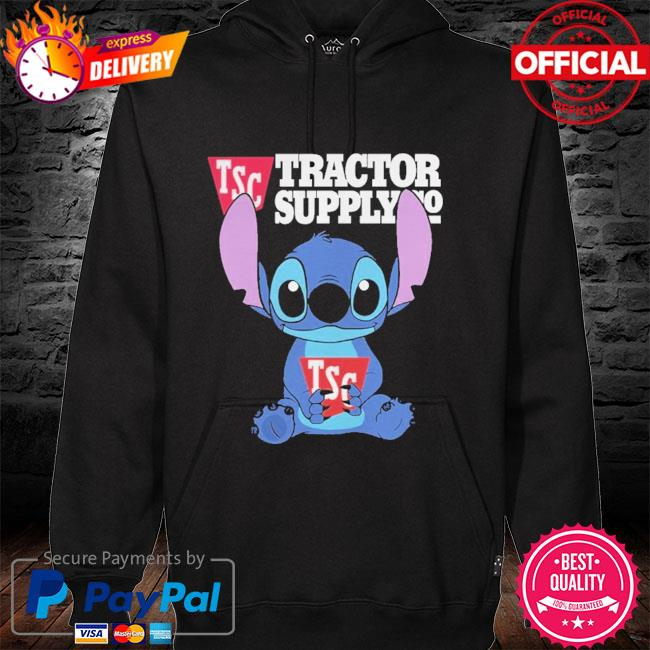 Official Baby stitch hug tsc tractor supply 2021 hoodie