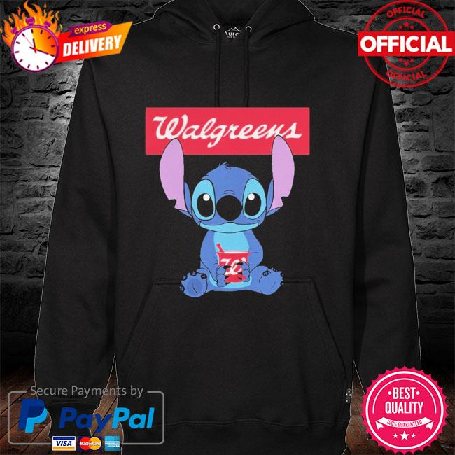 Official Baby stitch hug Walgreens 2021 hoodie