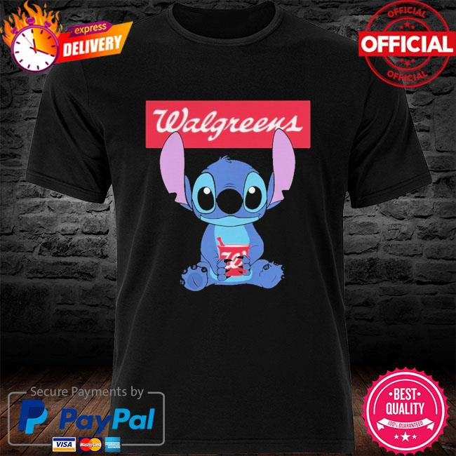 Official Baby stitch hug Walgreens 2021 shirt
