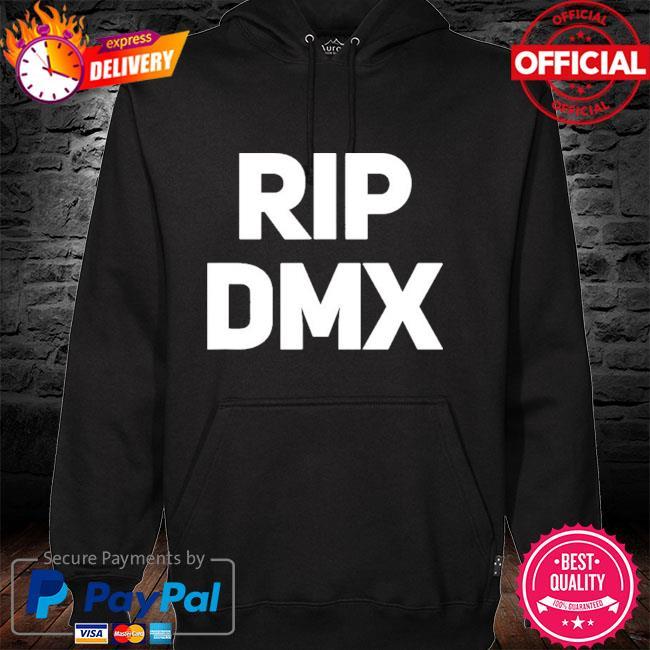 Official Rip dmx hoodie
