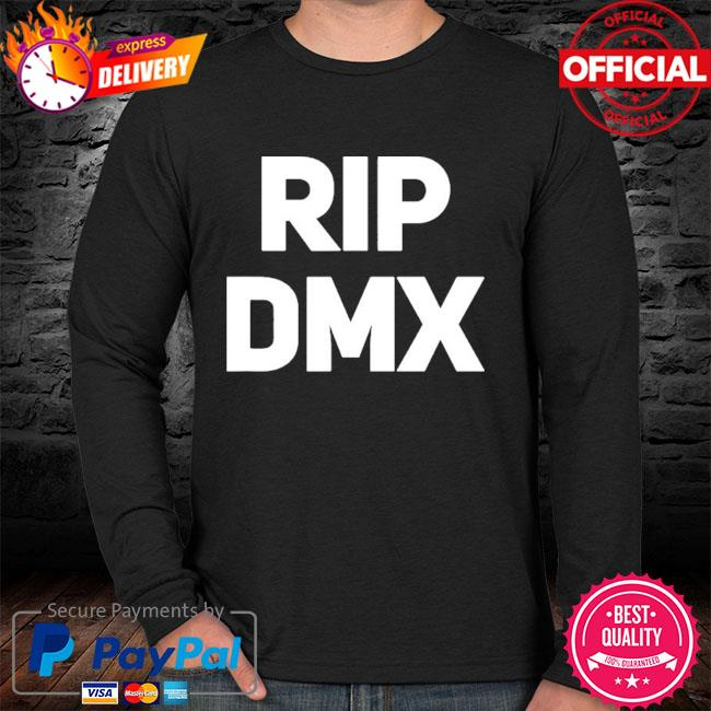Official Rip dmx sweater