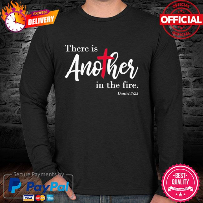 Official there is another in the fire scripture religious sweater