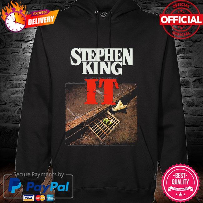 Stephen king it hoodie