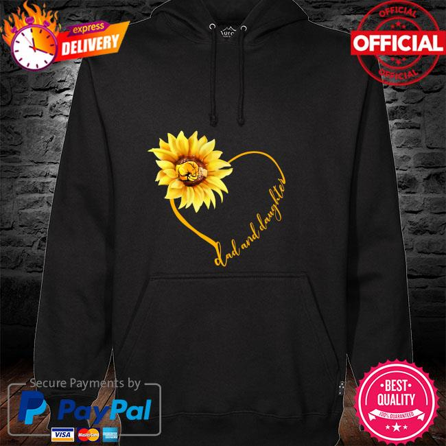 Sunflower Shirt For Dad And Mother, Father's Day hoodie