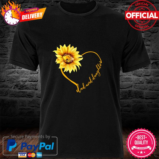 Sunflower Shirt For Dad And Mother, Father's Day shirt