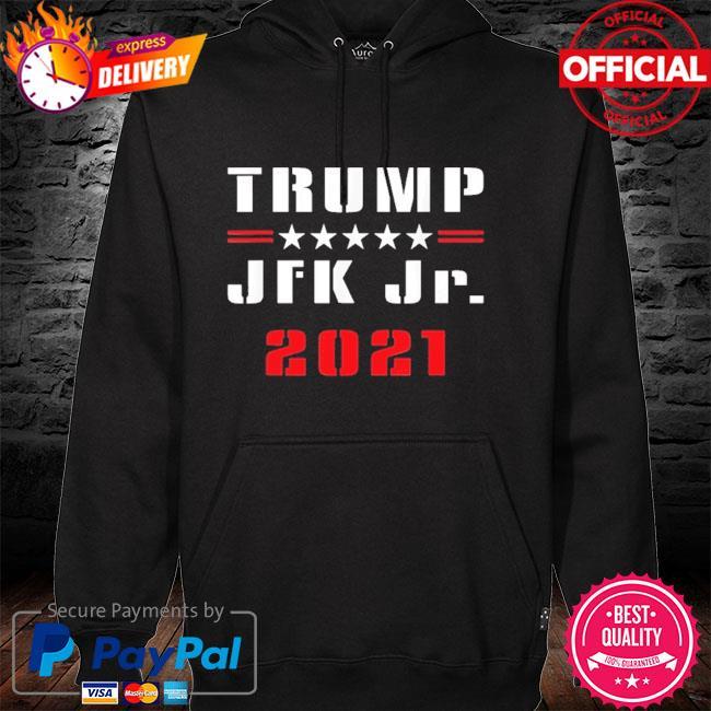 Trump JFK Jr 2021 hoodie