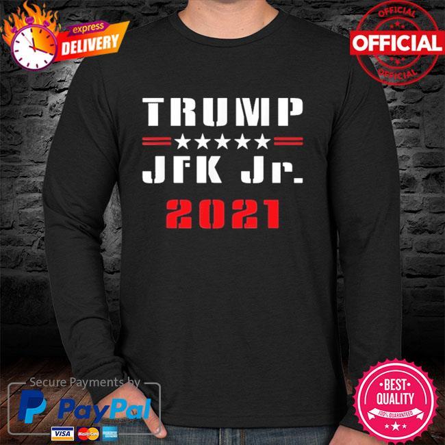 Trump JFK Jr 2021 sweater