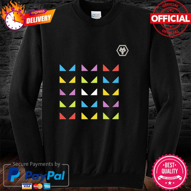Wolves one pack warm up sure long sleeve