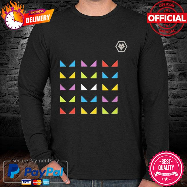 Wolves one pack warm up sure sweater