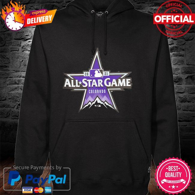 Colorado Rockies 2021 MLB All-Star Game Big and tall hoodie