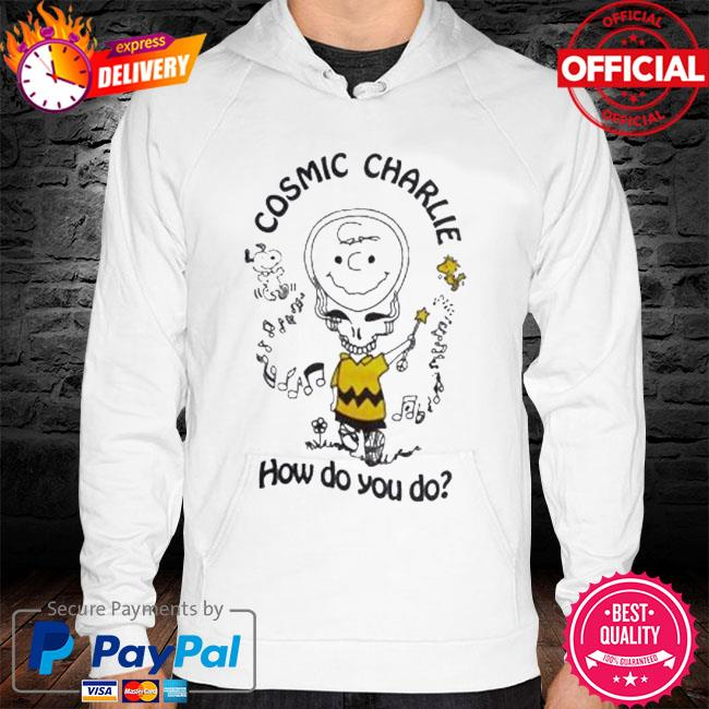 Cosmic charlie how do you do grateful dead hoodie