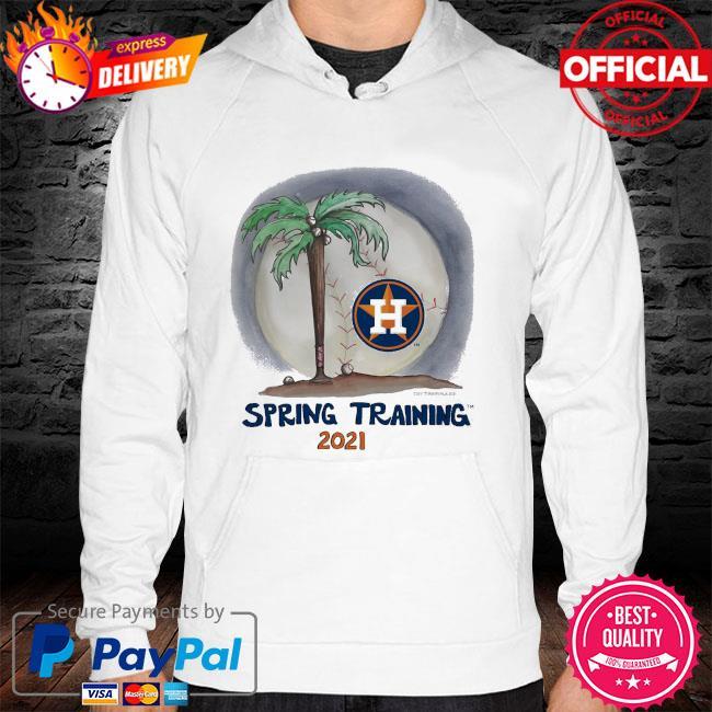 Houston Astros Tiny Turnip Youth 2021 Spring Training hoodie