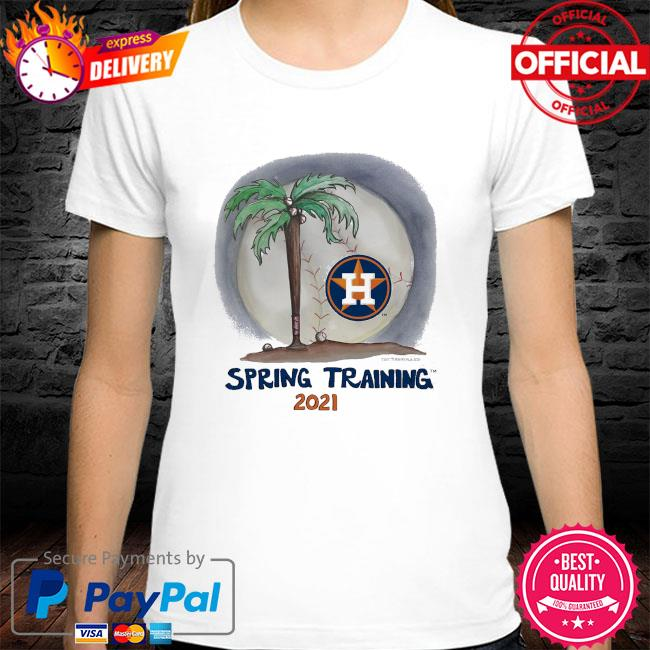 Houston Astros Tiny Turnip Youth 2021 Spring Training shirt