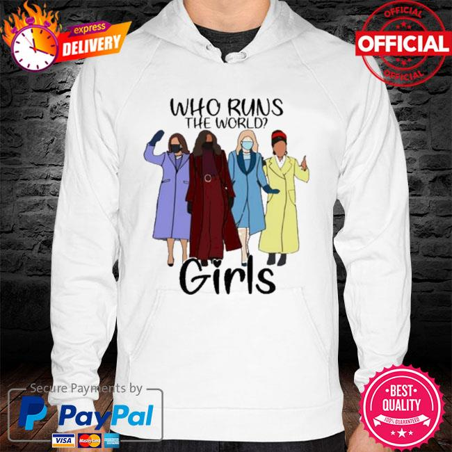 Inspiring women who runs the world hoodie