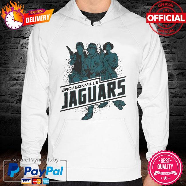 Jacksonville Jaguars Rebels Star Wars hoodie