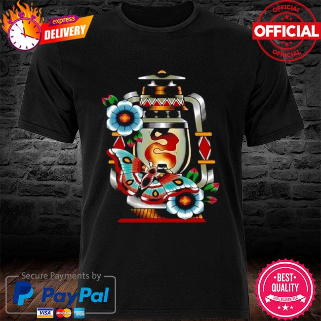 Joe Stevens Lantern Tee By Inkaddict 2021 shirt