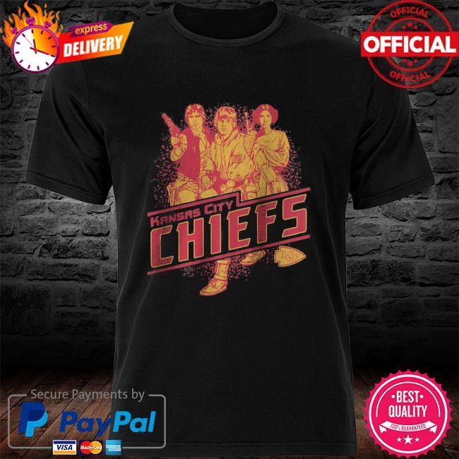 Kansas City Chiefs Rebels Star Wars shirt