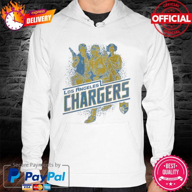 Los Angeles Chargers Rebels Star Wars hoodie