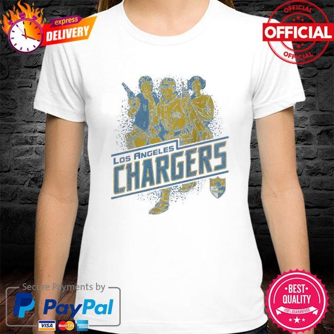 Los Angeles Chargers Rebels Star Wars shirt