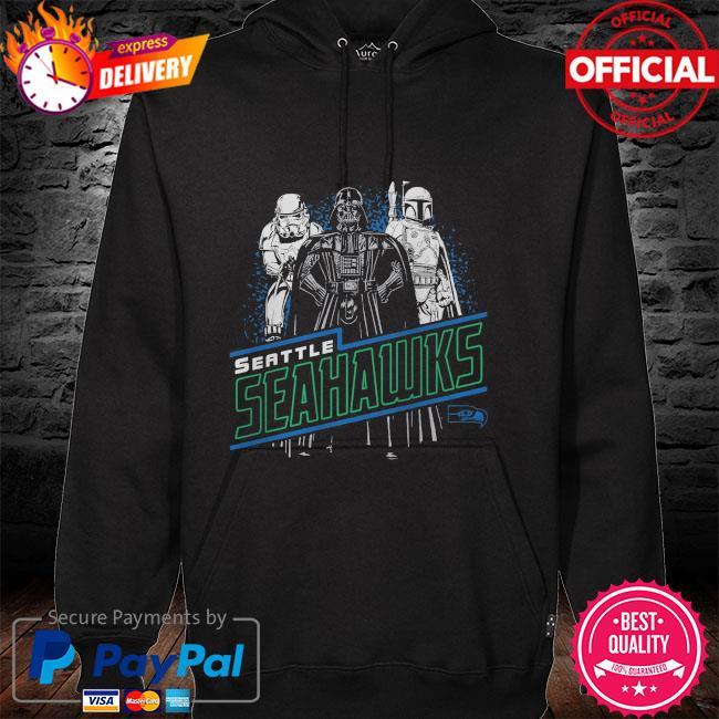 Seattle Seahawks Empire Star Wars hoodie
