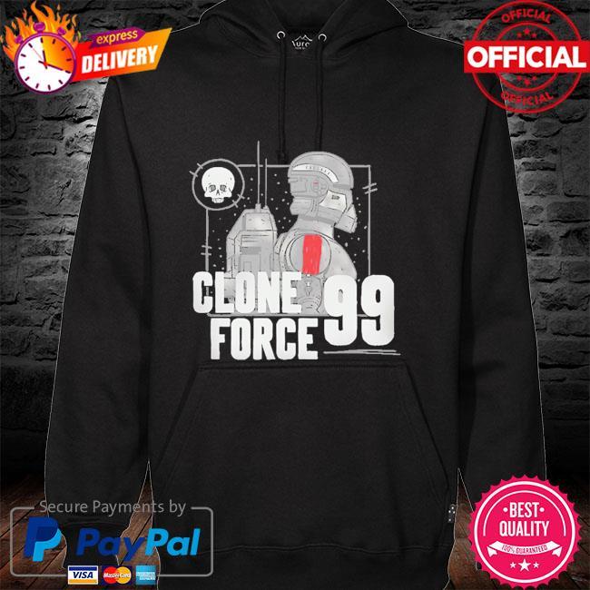 Star Wars The Bad Batch Clone Force 99 G hoodie