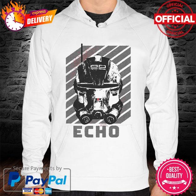 Star Wars The Bad Batch Echo hoodie