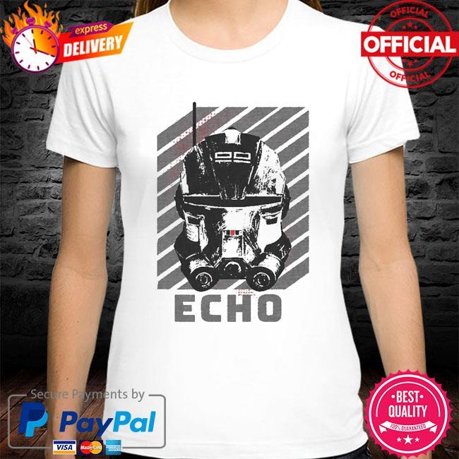 Star Wars The Bad Batch Echo shirt