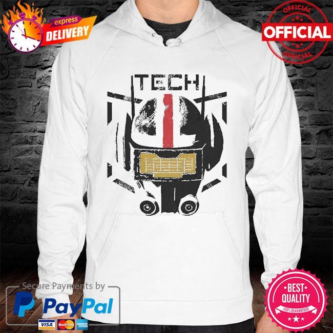 Star Wars The Bad Batch Tech hoodie