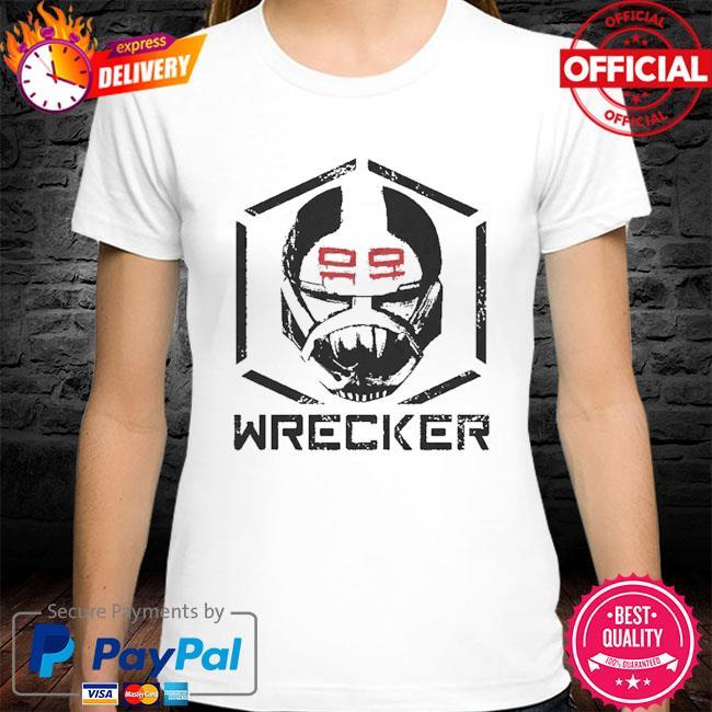 Star Wars The Bad Batch Wrecker face shirt