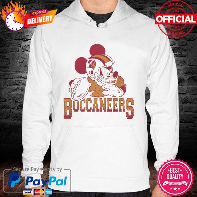Tampa Bay Buccaneers Disney Mickey hoodie