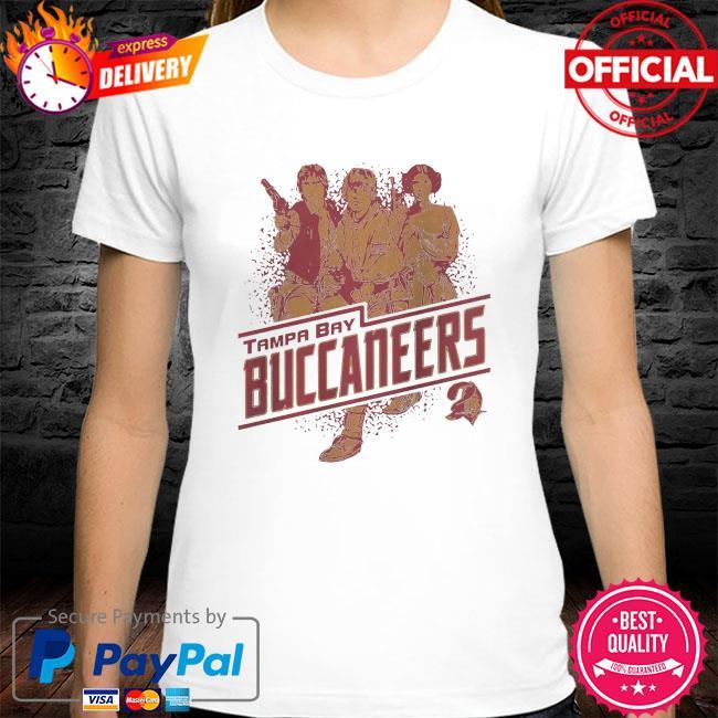 Tampa Bay Buccaneers Rebels Star Wars shirt