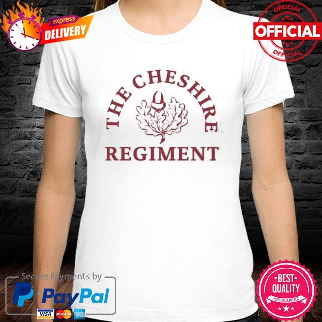 The Cheshire Regiment 2021 Shirt