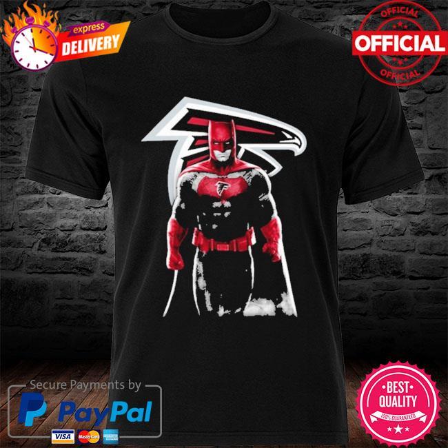 Atlanta Falcons Batman Bruce Wayne shirt