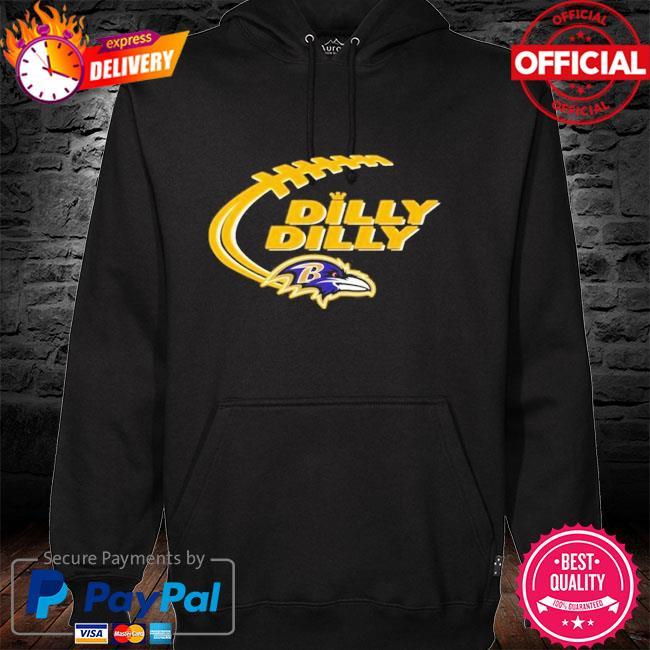 Baltimore Ravens Dilly Dilly Baltimore Ravens Shirt hoodie