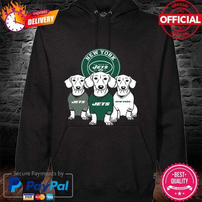 Dachshund New York Jets Dachshund New York Jets Shirt hoodie